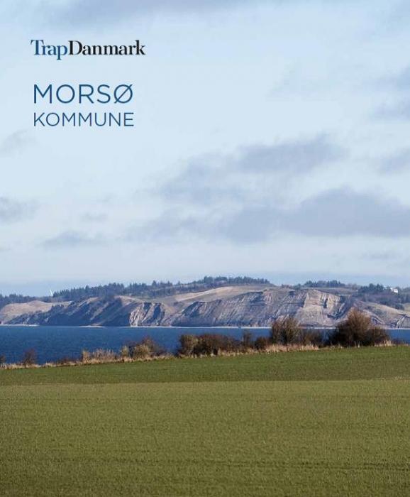 Trap Danmark: Morsø Kommune (Bog)