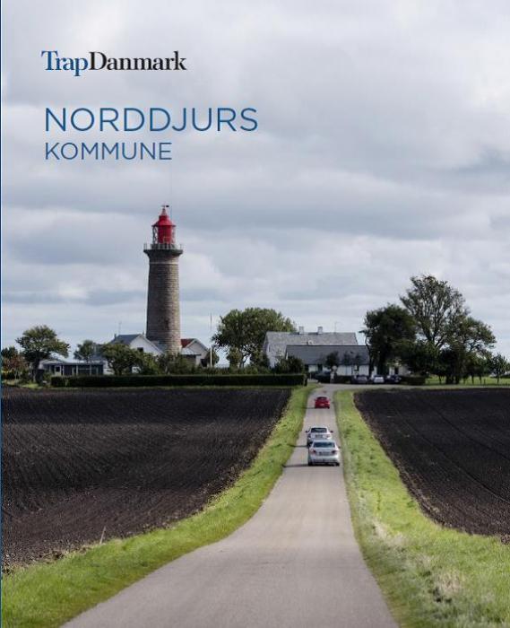 Trap Danmark: Norddjurs Kommune (Bog)
