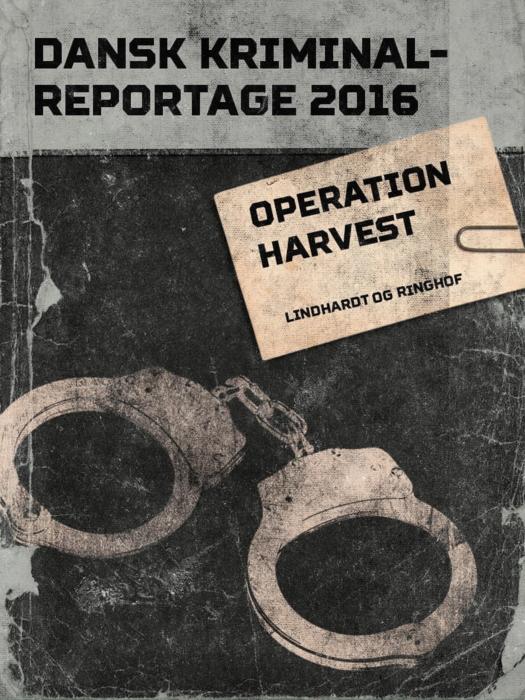 Operation Harvest (Lydbog)