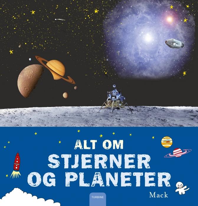 Image of   Alt om stjerner og planeter (Bog)