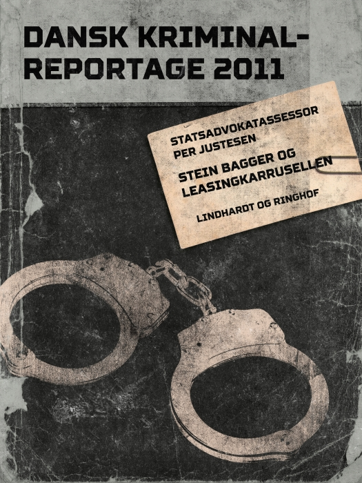 Stein Bagger og leasingkarrusellen (Lydbog)