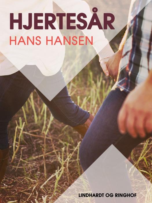 Image of   Hjertesår (Lydbog)