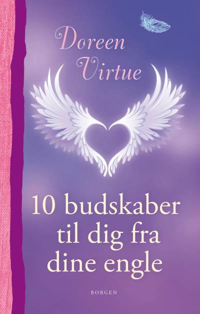 Image of   10 budskaber til dig fra dine engle (Lydbog)