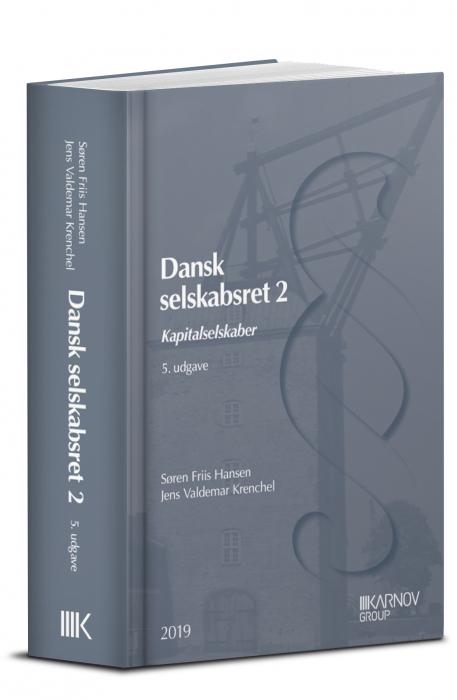 Image of   Dansk selskabsret 2 (Bog)
