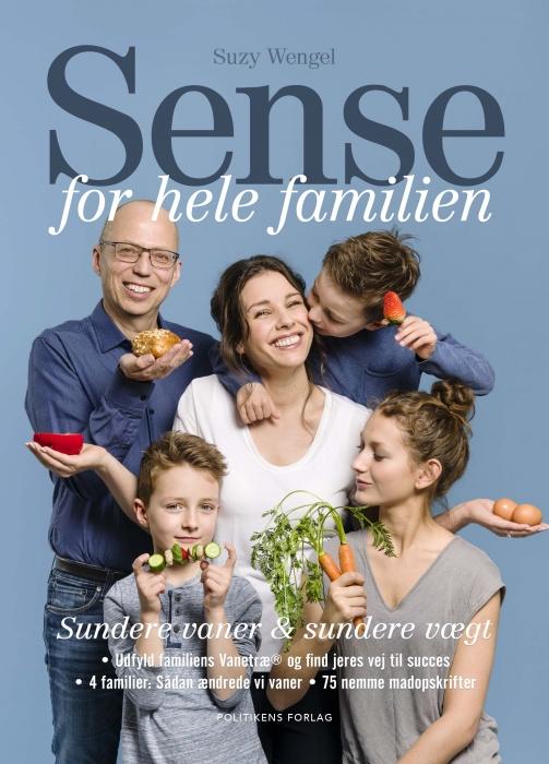 Sense for hele familien (Bog)