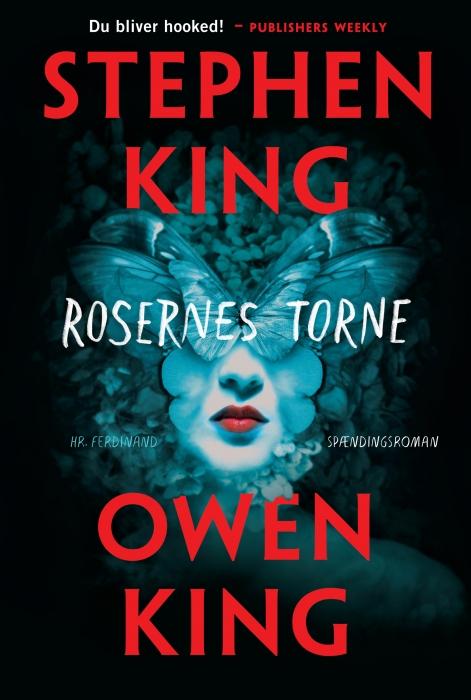Billede af Stephen King, Rosernes torne (Bog)