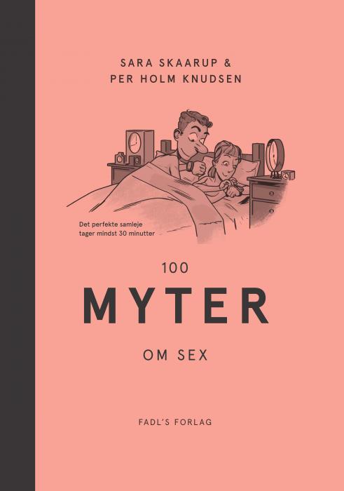 Image of   100 myter om sex (Bog)