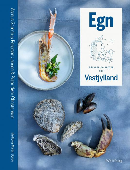 EGN: Råvarer og retter fra Vestjylland (Bog)