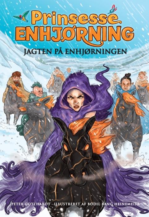 Image of   Prinsesse Enhjørning - Jagten på enhjørningen (6) (E-bog)