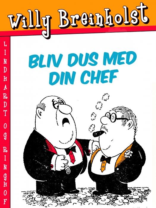 Image of   Bliv dus med din chef (E-bog)