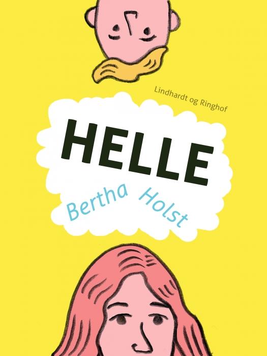 Billede af Bertha Holst, Helle (E-bog)