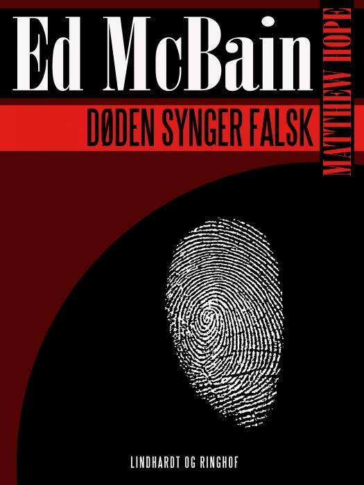 Image of   Døden synger falsk (E-bog)