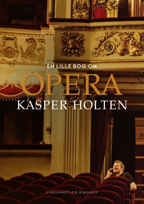 Image of   En lille bog om opera (Bog)