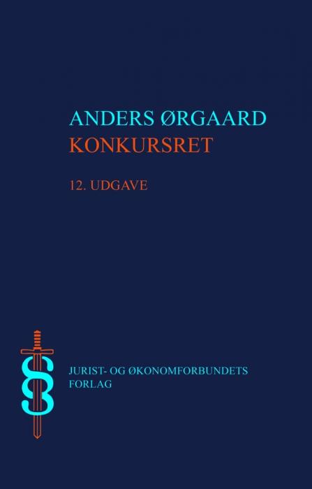 Image of Konkursret (Bog)