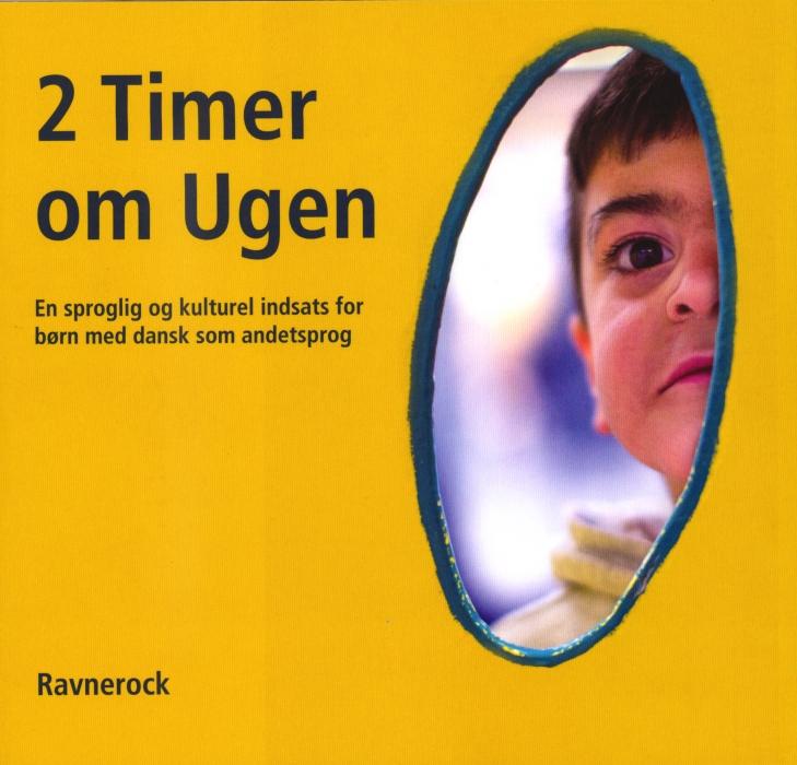 Image of   2 timer om ugen (Bog)