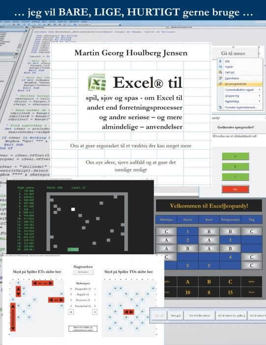 Excel til spil, sjov og spas (E-bog)