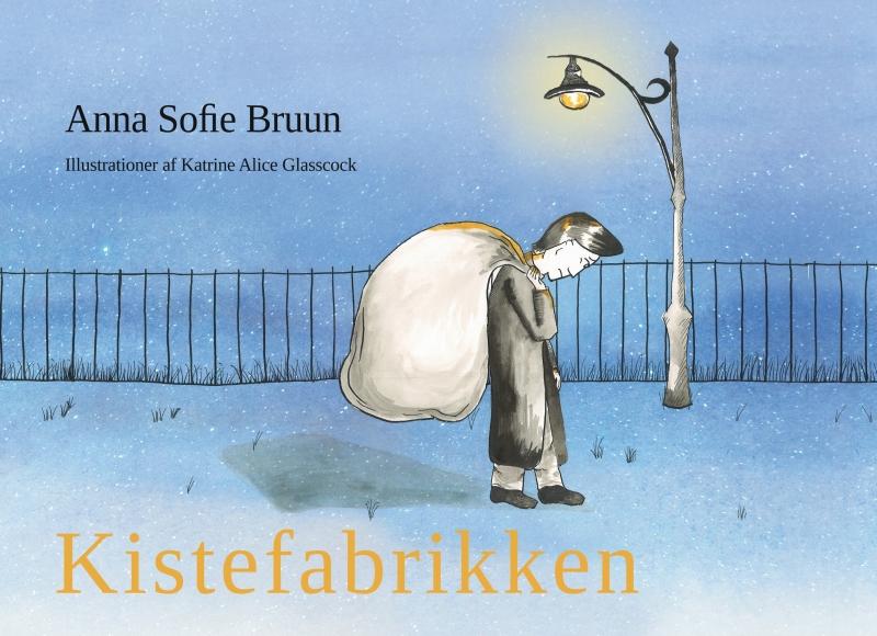 Image of Kistefabrikken (E-bog)