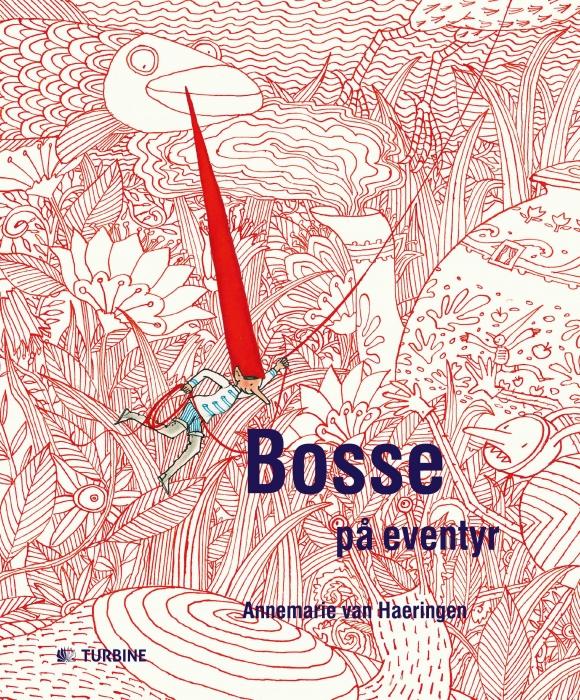 Image of Bosse på eventyr (Bog)