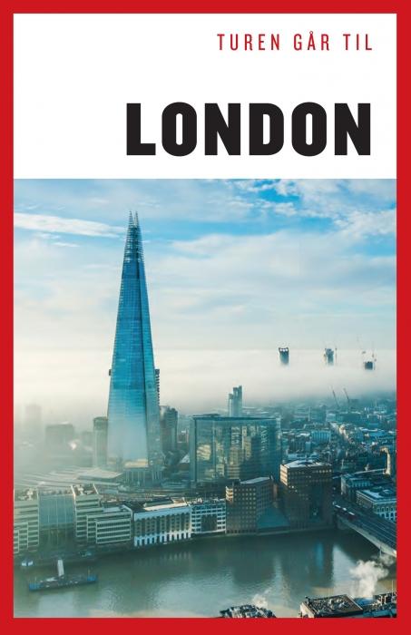 Turen går til London (E-bog)