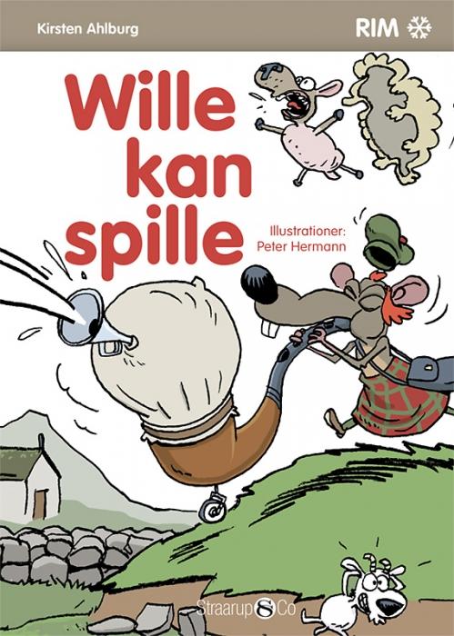 Wille kan spille (E-bog)