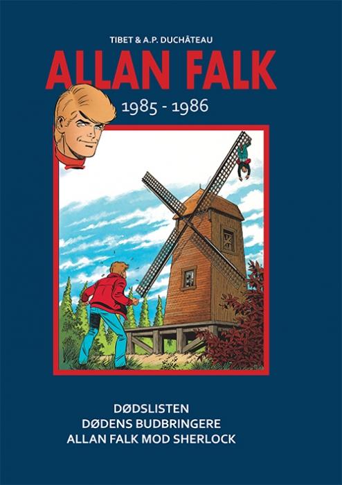 Image of   Allan Falk 1985-1986 (Bog)