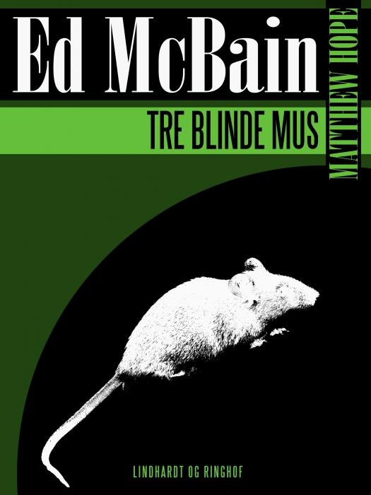 Image of   Tre blinde mus (E-bog)