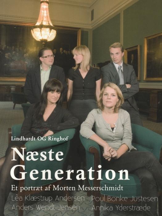 Næste generation (E-bog)