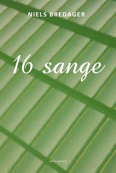 Image of   16 sange (Bog)