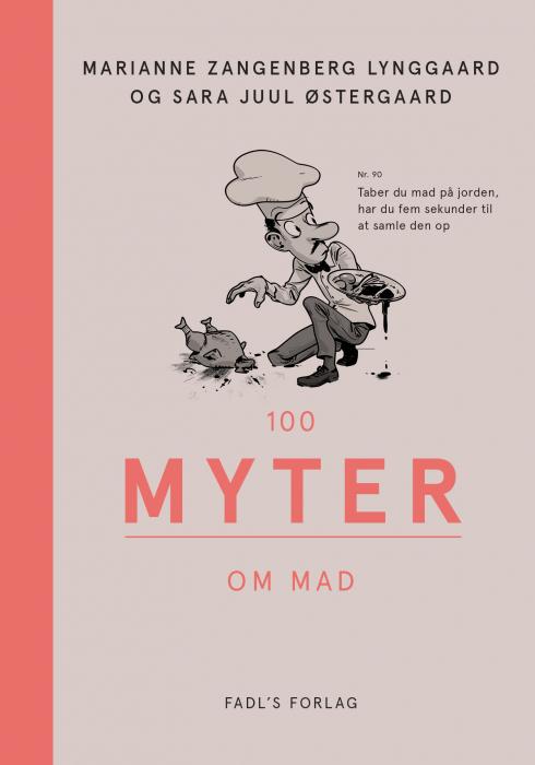 Image of   100 myter om mad (Bog)