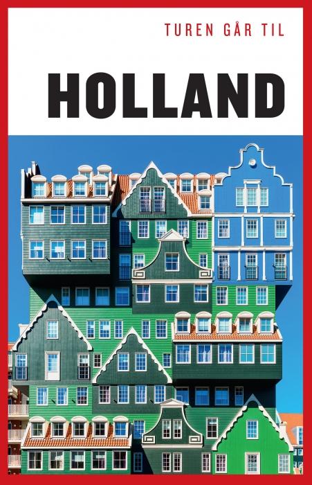 Image of Turen går til Holland (Bog)