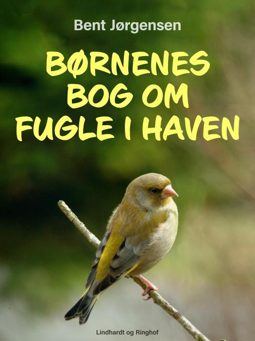 Børnenes bog om fugle i haven (E-bog)