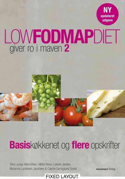 Low FODMAP diet  -  giver ro i maven 2 (E-bog)