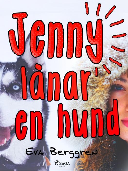 Jenny lånar en hund (E-bog)