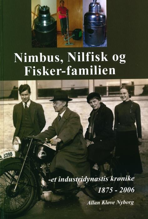 Nimbus, Nilfisk og Fisker-familien (Bog)
