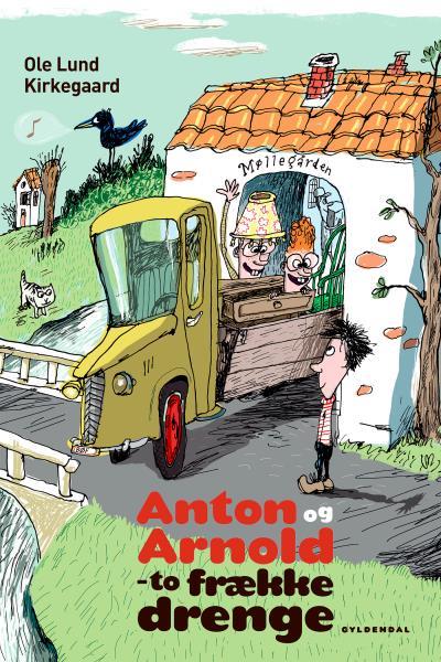 Image of   Anton og Arnold - to frække drenge (Lydbog)