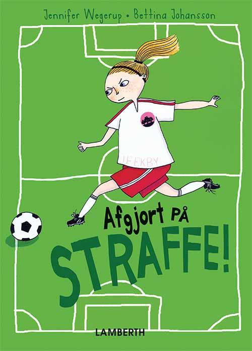 Image of   Afgjort på straffe! (Bog)