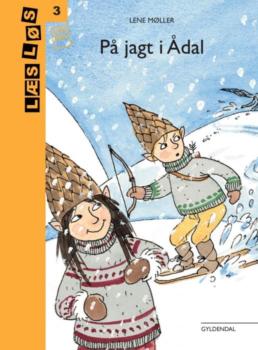 På jagt i Ådal (E-bog)