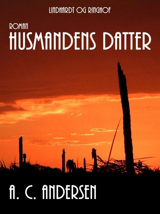 Image of Husmandens datter (Bog)