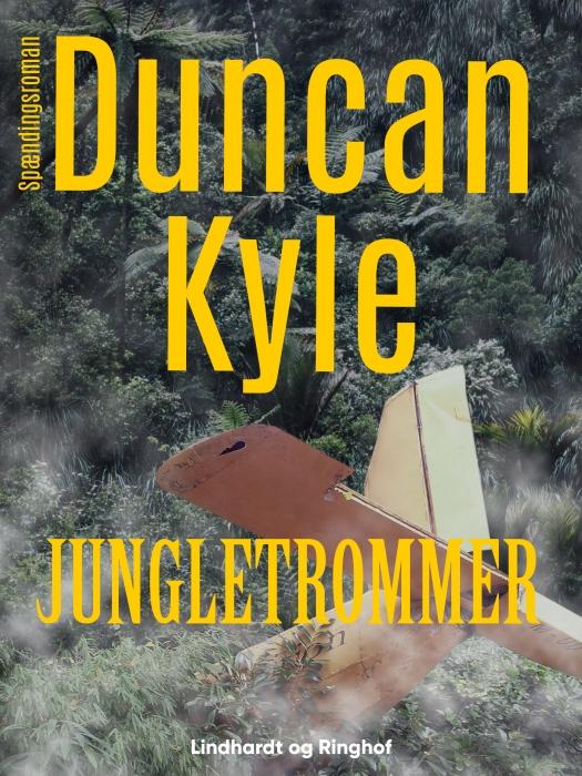 Image of   Jungletrommer (Bog)