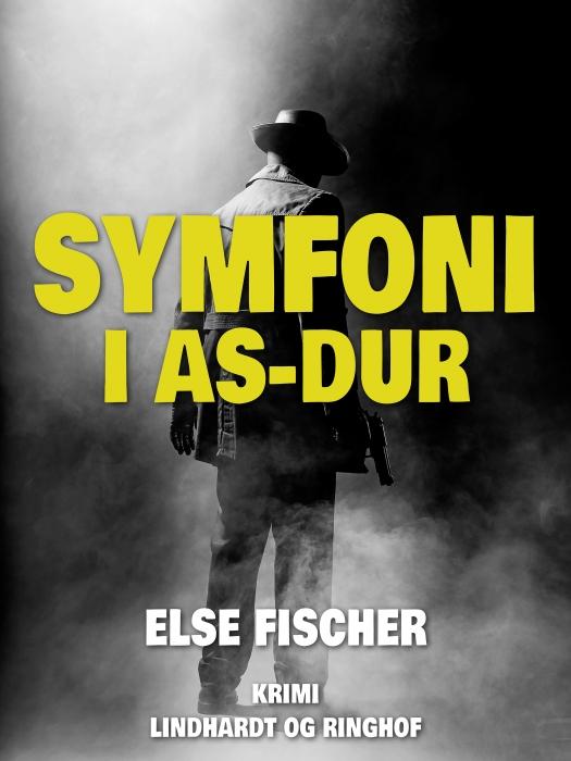 Image of   Symfoni i As-dur (Bog)