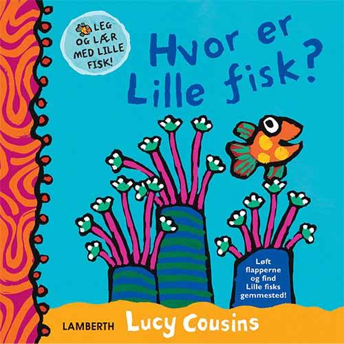 Hvor er Lille fisk? (Bog)