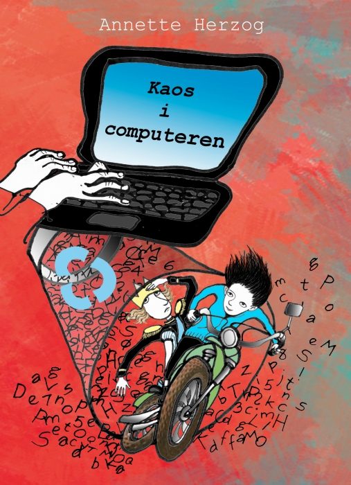 Image of Kaos i computeren (Lydbog)