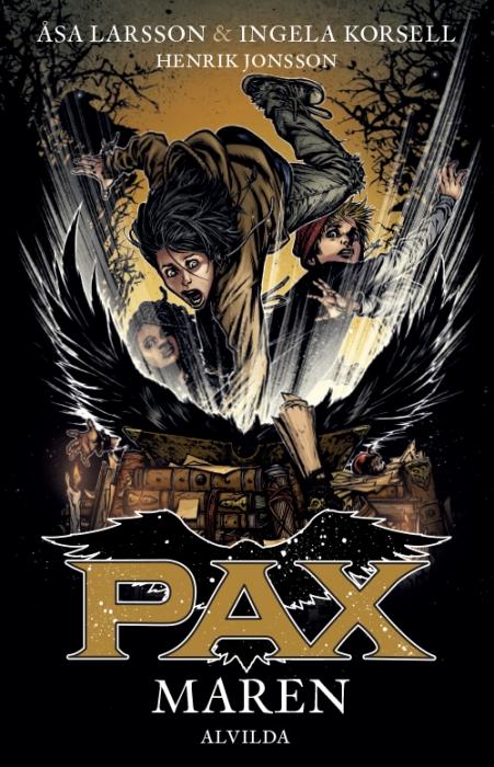 Image of PAX 9: Maren (Bog)