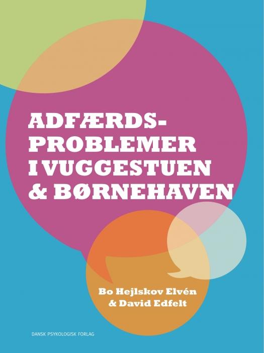 Image of   Adfærdsproblemer i vuggestuen og børnehaven (E-bog)