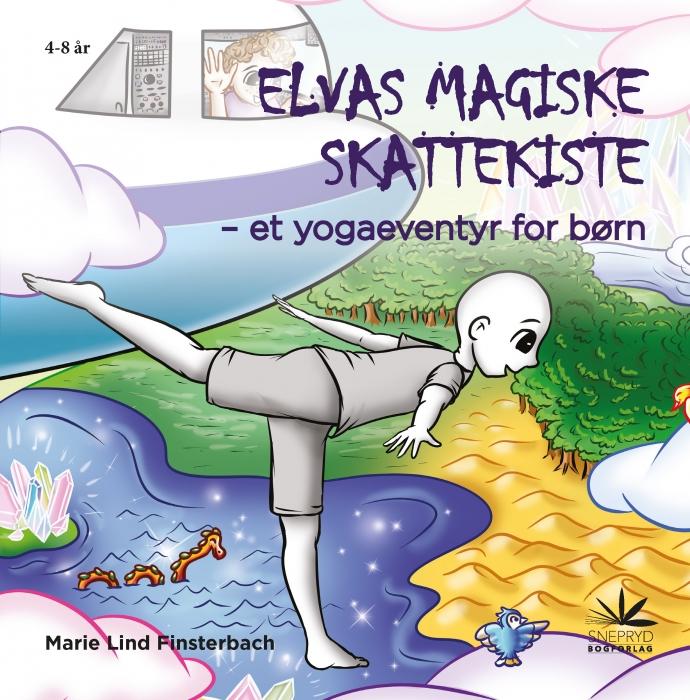 Elvas magiske skattekiste  (E-bog)