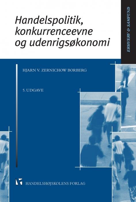 Handelspolitik, konkurrenceevne og udenrigsøkonomi (Bog)
