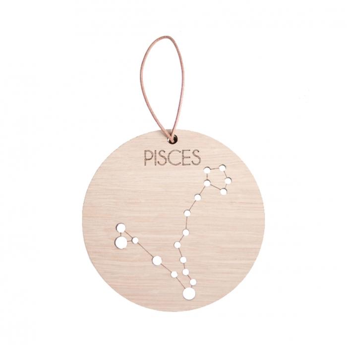 Zodiac Constellation - Pisces (Bog)