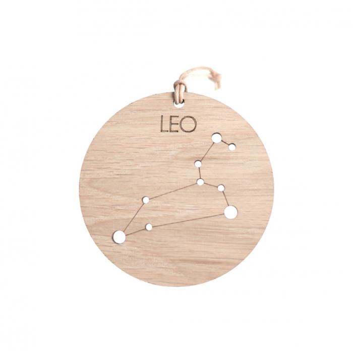 Zodiac Constellation - Leo (Bog)
