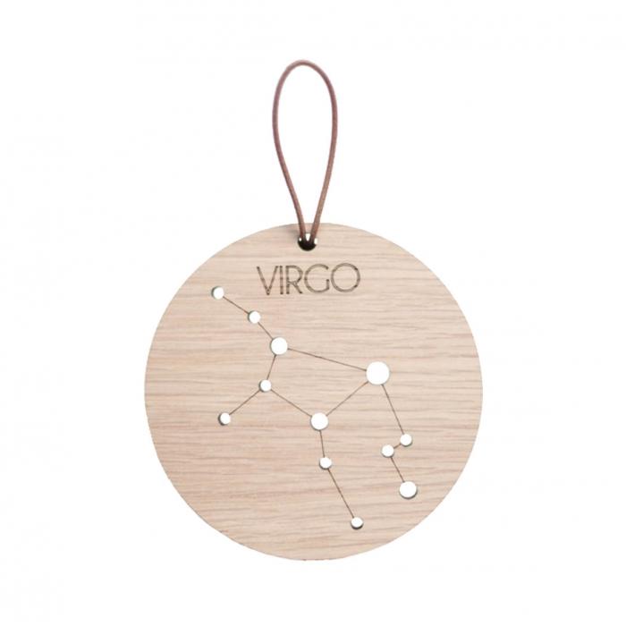 Zodiac Constellation - Virgo (Bog)