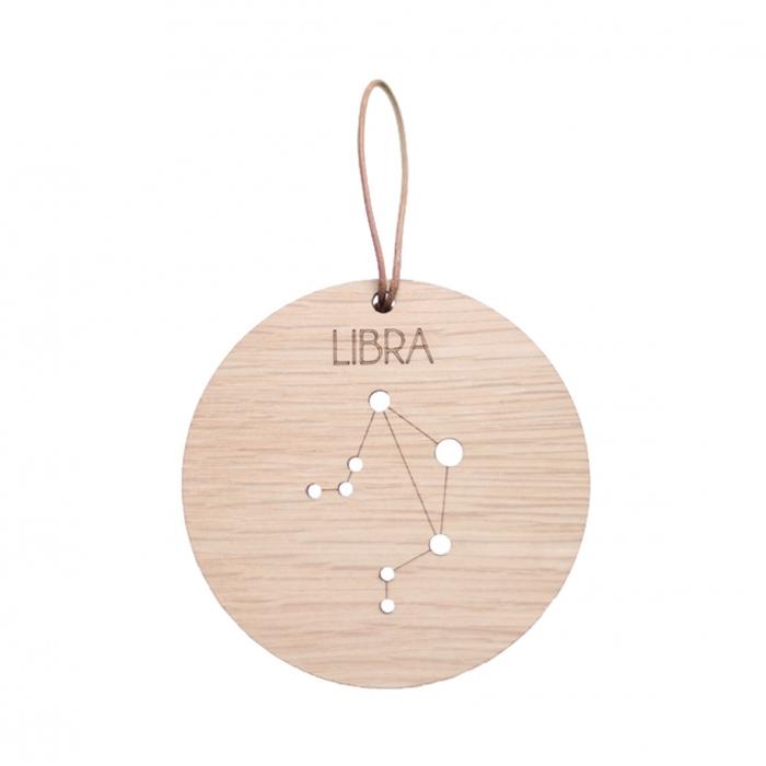 Zodiac Constellation - Libra (Bog)